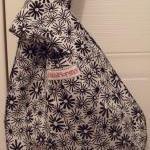 clutch bag handbag reversible bag k..