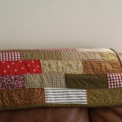 quilt modern handmade patchwork quilt lap quilt toddler patchwork quilt crib quilt
