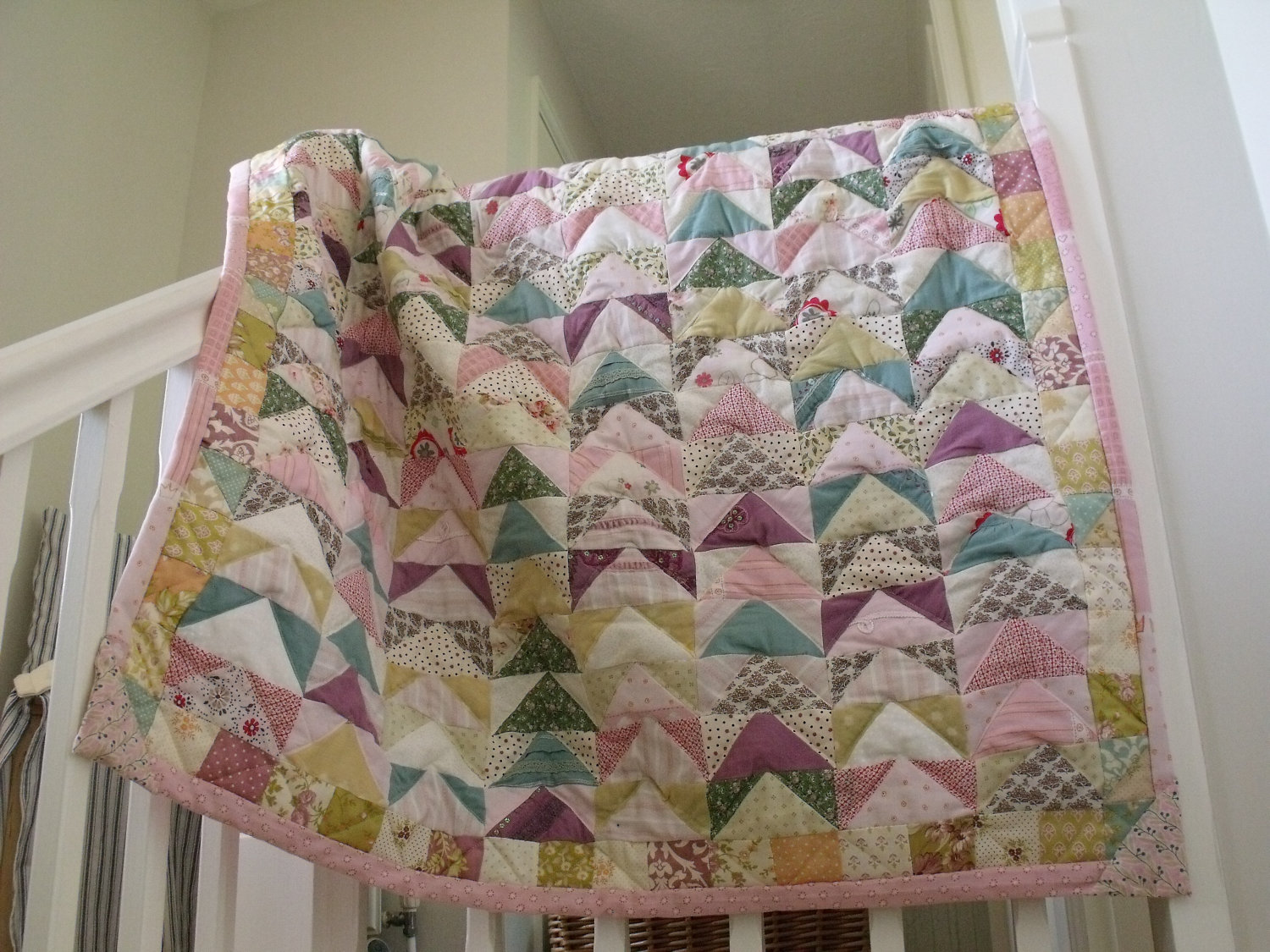 patchwork quilt handmade quilt cover baby girl patchwork quilt rh luulla com shabby chic patchwork quilt patterns simply shabby chic bohemian patchwork quilt